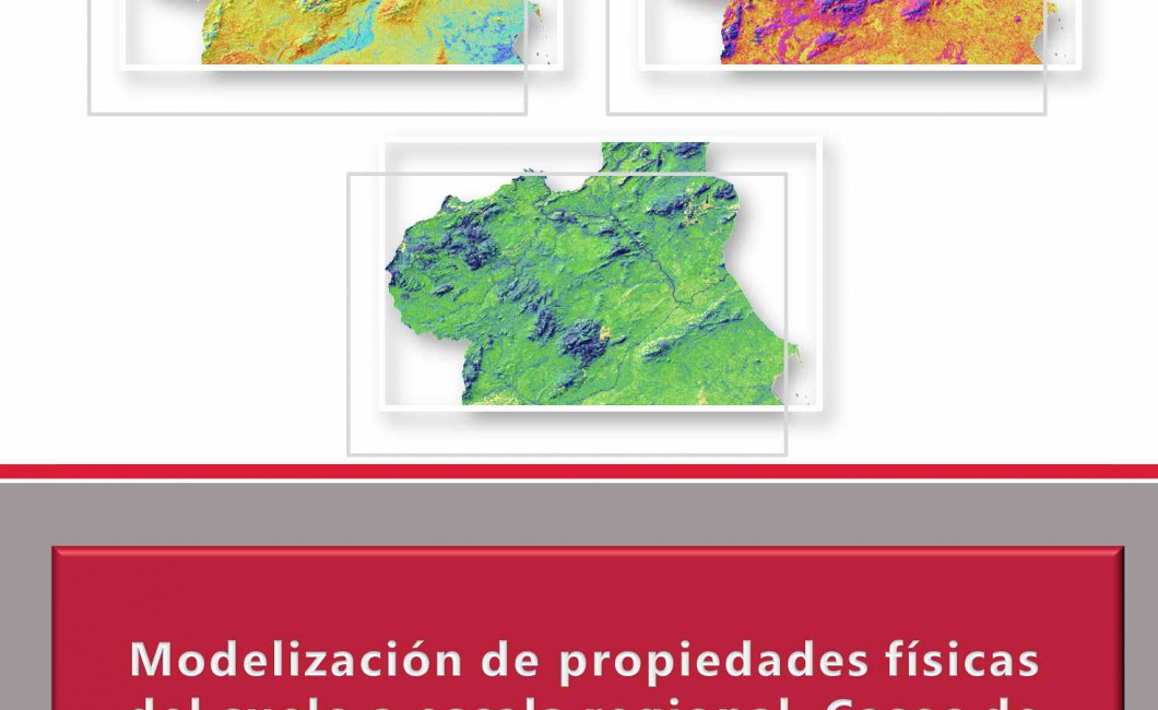 Modelling physical soil properties at a regional scale. Study cases in the Iberian SouthEast